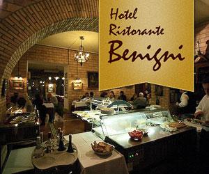Ristorante Hotel Benigni - Ristorante vegetariano e vegano